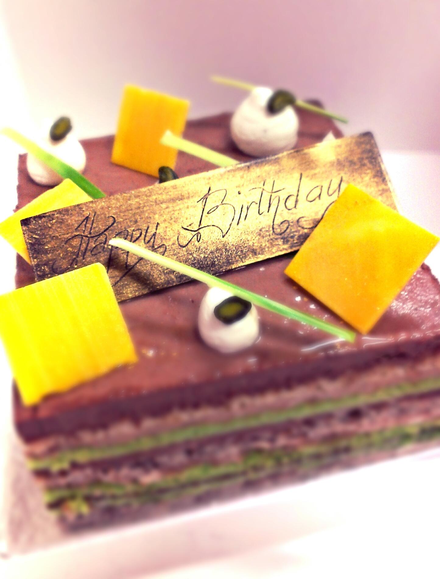 The Birthday Brunch Continued The Ritz Carlton Abu Dhabi